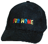 Fun Home the Broadway Musical - Logo Baseball Cap