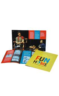 Fun Home the Broadway Musical - Souvenir Program