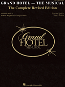 Grand Hotel Piano Vocal Selections Songbook
