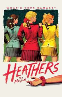 Heathers The Musical Official Poster