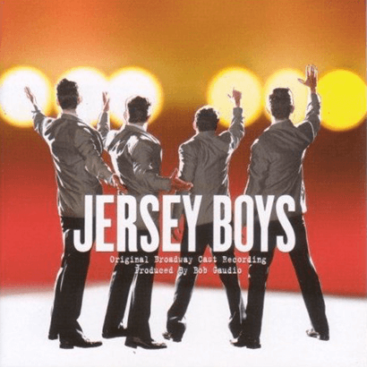 Jersey Boys Original Broadway Cast Recording CD