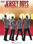 Jersey Boys Piano/Vocal Selections Songbook