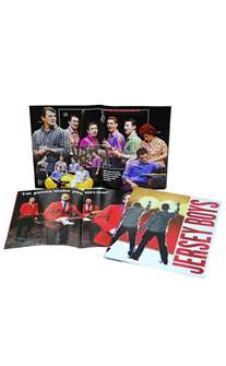 Jersey Boys the Broadway Musical - Souvenir Program
