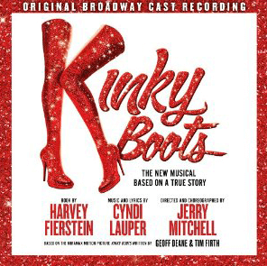 Kinky Boots Original Broadway Cast Recording CD