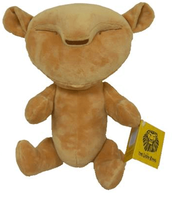 The Lion King the Broadway Musical - Large Baby Simba (with adjustable limbs)
