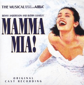 Mamma Mia! Original London Cast Recording CD