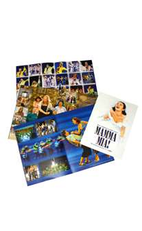 Mamma Mia! the Broadway Musical - World Souvenir Program