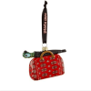 Mary Poppins the Broadway Musical - Parrot Umbrella and Carpet Bag Ornament