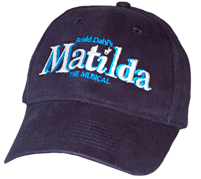 Matilda the Broadway Musical - Logo Baseball Hat