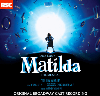 Matilda the Musical Original Broadway Cast Recording CD