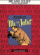 Me and Juliet  Piano/Vocal Selections Songbook