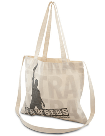Newsies the Musical - Logo Tote Bag