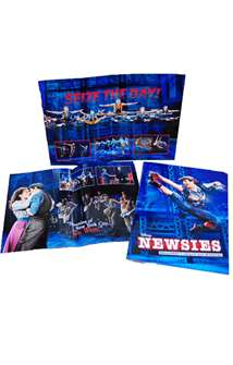 Newsies the Musical - Broadway Tour Souvenir Program
