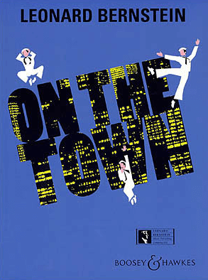 On The Town Vocal Score