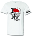 On the Town the Broadway Musical -  I Love New York T-Shirt - TOWN005