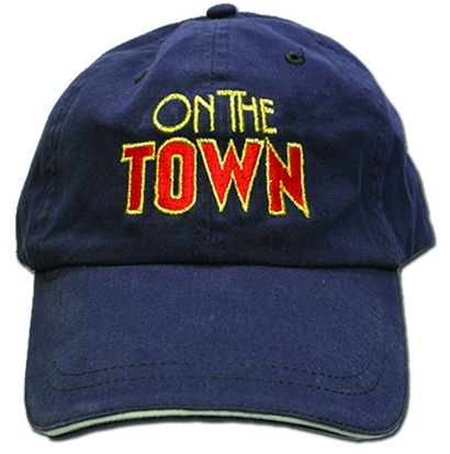 On the Town the Broadway Musical - Logo Baseball Cap