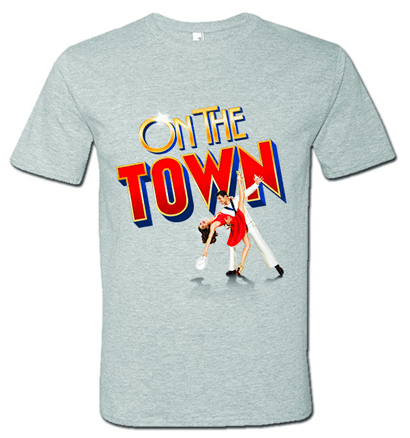 On the Town the Broadway Musical - Logo T-Shirt
