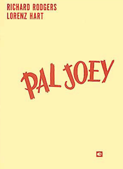 Pal Joey Vocal Score