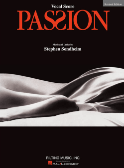 Passion Vocal Score