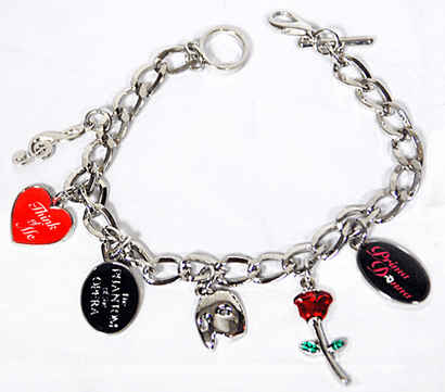 Phantom of the Opera the Broadway Musical - Charm Bracelet