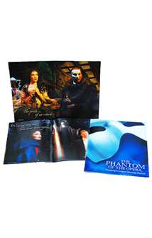 Phantom of the Opera the Broadway Musical - Souvenir Program