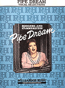 Pipe Dream Piano/Vocal Selections Songbook