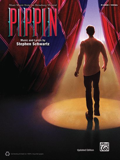 Pippin Piano/Vocal Selections Songbook