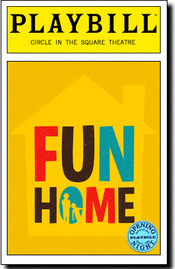 Playbill Opening Night Subscription Service (Foreign Orders)
