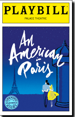 Playbill Opening Night Subscription Service  (USA Only)