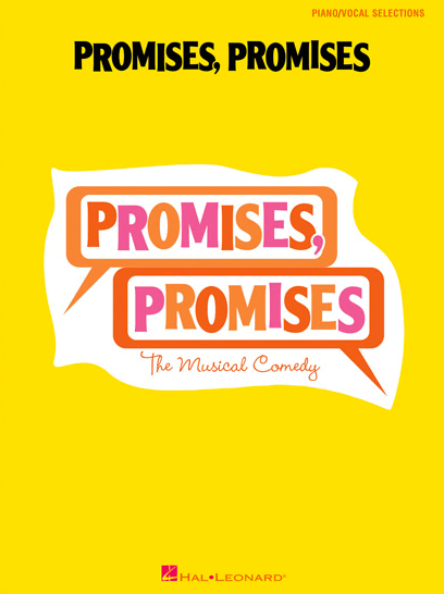 Promises, Promises Broadway Piano/Vocal Selections Songbook