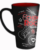 School of Rock The Broadway Musical - Logo Latte Mug
