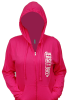 Jersey Boys the Broadway Musical - Hot Pink Lightweight Beach Hoodie