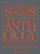 Singers Musical Theatre Anthology  - Baritone/Bass Voice - Volume 1