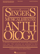 Singers Musical Theatre Anthology - Baritone/Bass Voice - Volume 5