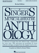 Singers Musical Theatre Anthology - Mezzo-Soprano/Belt  Voice - Volume 2