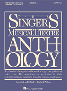 Singers Musical Theatre Anthology - Soprano Voice - Volume 3