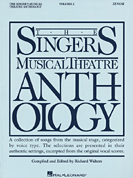 Singers Musical Theatre Anthology - Tenor Voice - Volume 2
