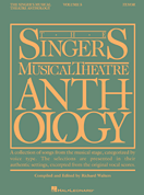 Singers Musical Theatre Anthology - Tenor Voice - Volume 5