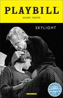 Skylight Limited Official Opening Night Playbill