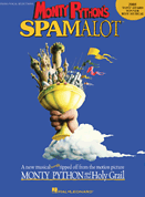 Spamalot Piano/Vocal Selections Songbook