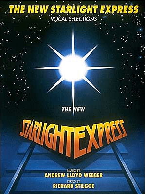 Starlight Express Piano/Vocal Selections Songbook