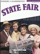 State Fair Souvenir Edition Piano/Vocal Selections Songbook