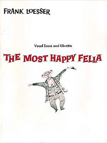 The Most Happy Fella Vocal Score