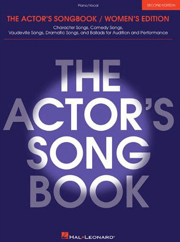 The Actors Songbook: Womens Edition