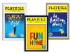 The Basic Playbill Display Frame