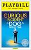 The Curious Incident of the Dog in the Night-Time Limited Edition Official Opening Night Playbill