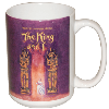 The King and I the Broadway Musical - Logo Coffee Mug