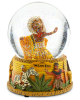 The Lion King the Broadway Musical - Snowglobe with Music Box