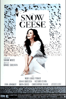 The Snow Geese Broadway Poster