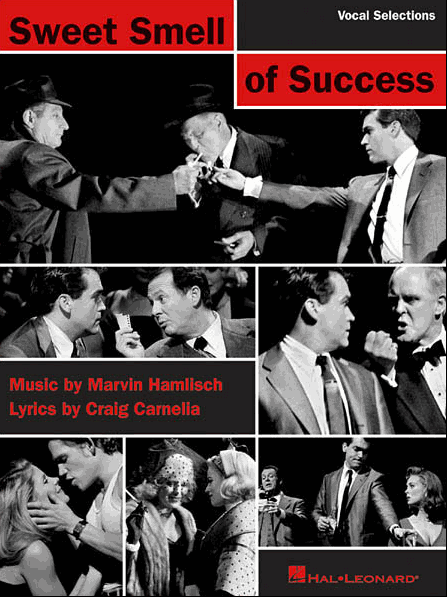 The Sweet Smell of Success Piano/Vocal Selections Songbook